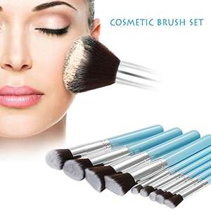 Abody 9Pcs Makeup Brush Kit £7.19 (+£3.99 non prime) Sold by OrchardRoad. and Fulfilled by Amazon