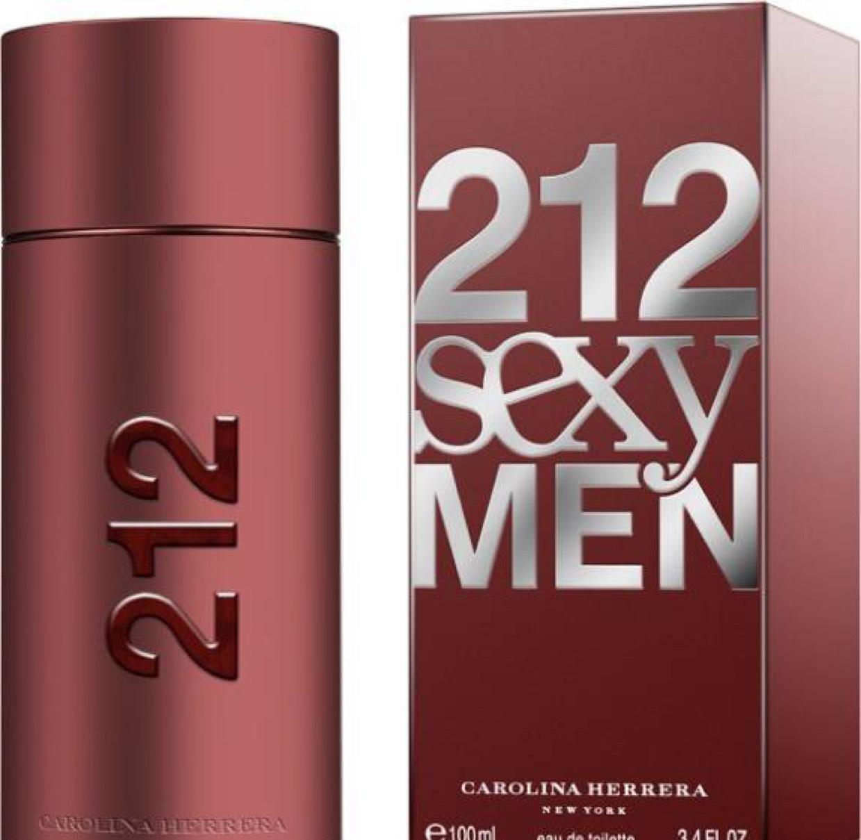 Carolina Herrera  212 sexy men  Eau De Toilette 100ml £28.79 - Amazon