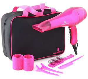 Lee Stafford Blown Away Hair Dryer Kit now £14.99 @ Argos