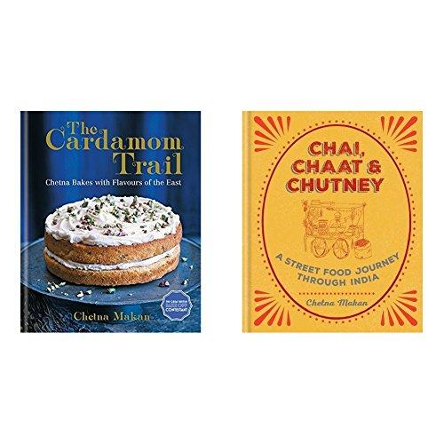 2x Chetna Makan cookbooks for £12 @ Amazon