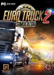 Euro Truck Simulator 2 (Steam) - PC £4.49 -  Instant Gaming