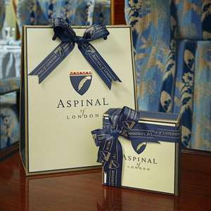 15% Off and Free Delivery at Aspinal of London