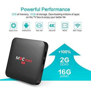 Android TV Box - Prime and Non-Prime same price £29.99 Sold by BQEEL Direct UK and Fulfilled by Amazon