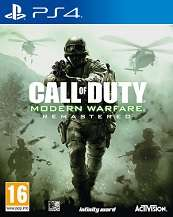 PS4 Call of Duty: Modern Warfare Remastered £17.66  Boomerang