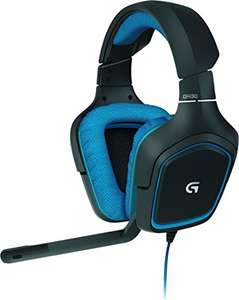 Logitech G430 Gaming Headset with 7.1 Dolby Surround - Was £69.99, Now only £29.99 from Amazon!