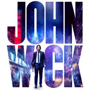 John Wick: Chapter 1 & 2 HD on iTunes - £9.99