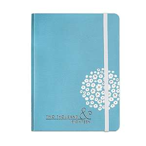 Boxclever Press 2018 Everyday Diary. Week-to-view. Monthly overview £5.99 (Prime) / £9.98 (non Prime) Sold by Boxhouse and Fulfilled by Amazon - lightning deal