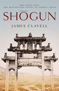 Shogun (Asian Saga #1) by James Clavell 99p on Kindle @ Amazon