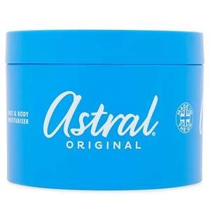 Astral 500ml £5.73 instore / online @ Morrisons