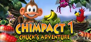 Free Steam Key at Indiegala Chimpact 1 - Chuck's Adventure