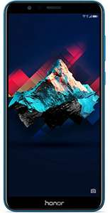 "Honor 7X - Smartphone Android 7.0 Dual Sim,screen 5,93"" 18:9, 4G, 16MP+2MP, 4GB RAM, 64GB Kirin 659 Octa-core), blue and black £222.78 Amazon Spain"