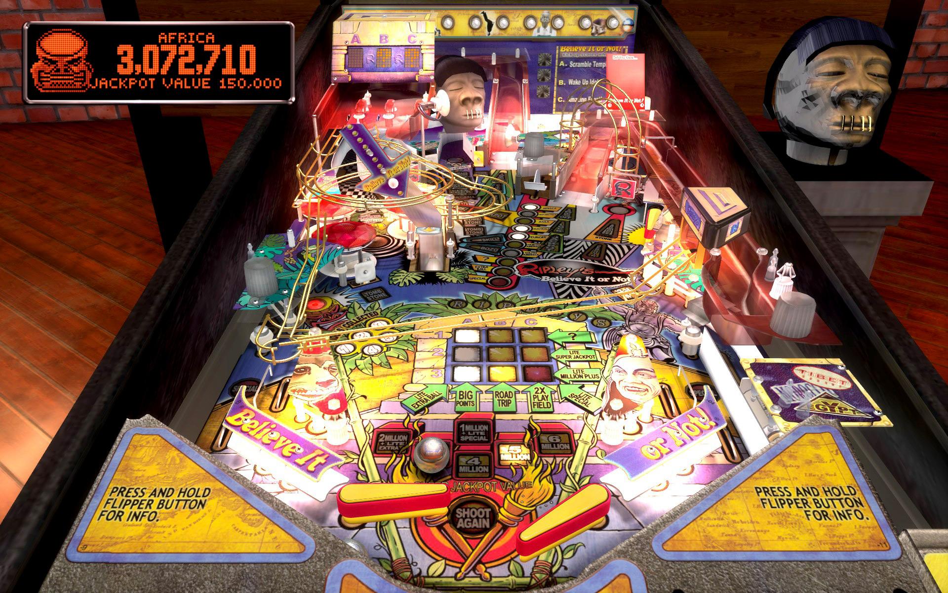 Stern Pinball Arcade Nintendo Switch Free @ Nintendo eshop