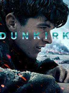 Dunkirk £9.99 in HD on Amazon Video
