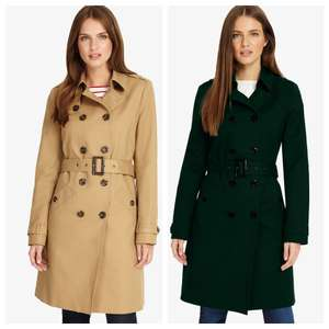 Phase Eight Tabatha Trench coat - Half Price - £69.50 (Camel / Green) @ Phase Eight - free delivery