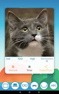 My Talking Pet (Android) WAS £2.99 NOW FREE 12 Hours Remaining @ Google Play Store