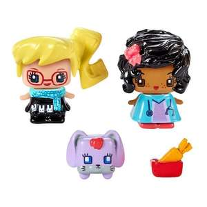 My Mini MixieQ's Figure and Pet - Was £2.96 Now 96p Free C&C @ toysrus