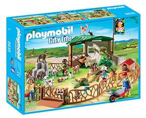Playmobil 6635 City Life Children's Petting Zoo with Many Animals £13.49 (Prime) / £18.24 (non Prime) at Amazon