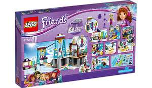 LEGO Friends - Snow Resort Ski Lift - 41324 - £24 at Asda
