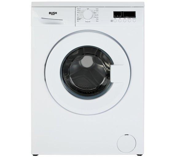 Bush WMDF714W 7KG 1400 Spin Washing Machine in White or Black £169.99 Del / C+C @ Argos (Energy efficiency class A++)