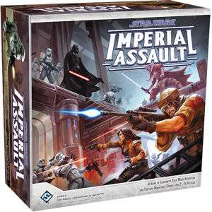 Star Wars Imperial Assault Board Game £59.99 - iwantoneofthose