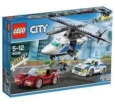 Lego 60138  high speed Chase £7 instore @ Asda