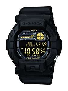 Casio G Shock GD-350-1BER £39.95 (Prime Members) @ Amazon