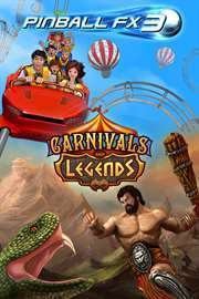 Pinball FX3 - Carnivals & Legends - Free (Xbox Play Anywhere)