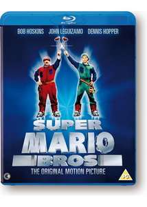 Super Mario Bros: The Motion Picture Blu Ray £7.99 @ Base