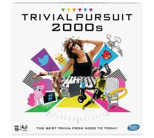 Trivial Pursuit 2000s from Hasbro Gaming £8.99 @ Argos