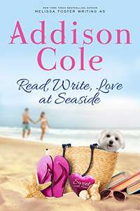 Addison Cole. Read, Write, Love at Seaside. FREE. Kindle edition. Save £10.08 on print list price.