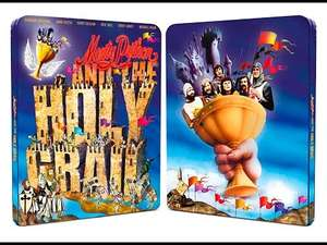Monty Python And The Holy Grail Blu-Ray Steelbook £6.99 @ 365 Games