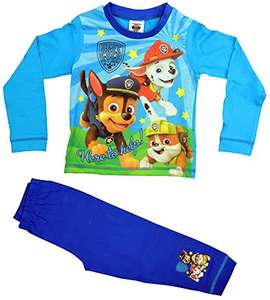PAW PATROL PYJAMAS SIZE 18-24 Months only £4.45 with free delivery!