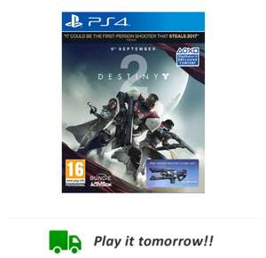 Game PS4 discount offer
