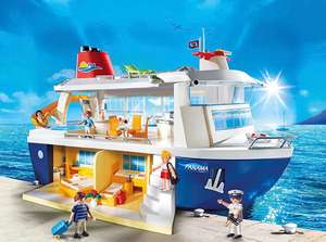 Playmobil cruise ship - lowest price ever at £53.99 Amazon