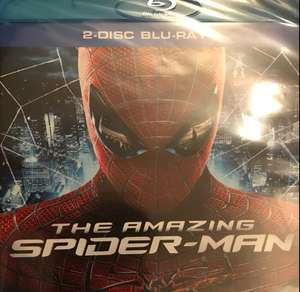 The Amazing Spider-man 2 Disc Blu Ray £1 @ Poundland