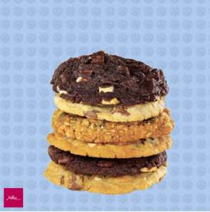 o2 Priority - Free Millie's cookie