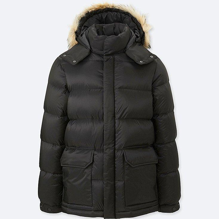 Uniqlo ultra-premium down jacket now 30% off £59.90