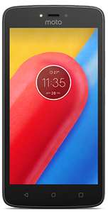 Motorola Moto C (Red / Unlocked) for £69 delivered (or £24 after cashback) @ GiffGaff