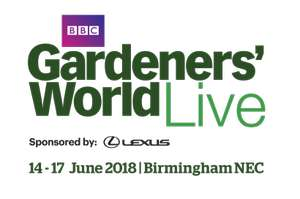 30% off Gardeners World Live tickets for June 2018