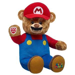 Super Mario Collection Yoshi £19.50 / £23.49 delivered at Build-a-Bear