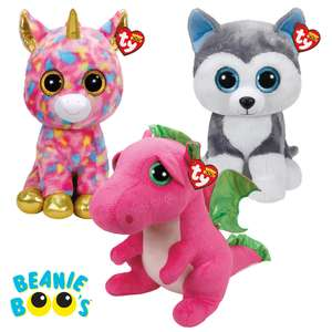 Ty Large Boo Assortment Was £30.00 now £15.00 @ Wilko (INSTORE ONLY)