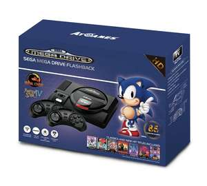 Sega Mega Drive with 85 Built-in Games HD £79.99 @ Argos