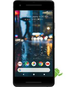Google Pixel 2 64GB + FREE Google Home Mini £529 / 128GB £629 @ Carphone Warehouse - Black/White/Blue