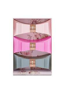 VERY - Ted Baker Sweet Treat Mini Bow Trio 3x 5ml EDT + 3x 5ml Nail Varnish Gift Set and 100ml perfumes - £12.99 Free c&c