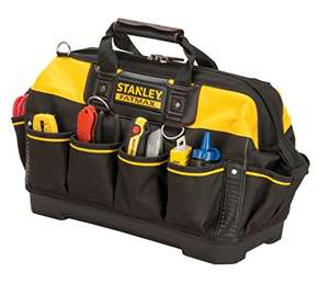 Stanley STA193950 Fatmax Technician Bag, 18-Inch £19.99 @ Amazon Prime (Add 1p item for free non-Prime delivery)