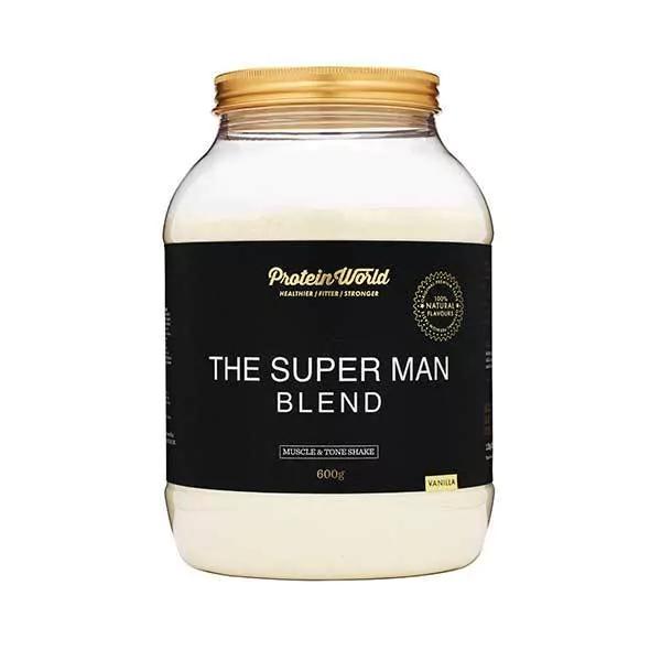 Protein World Superman Blend Vanilla 600g £4 @ Superdrug