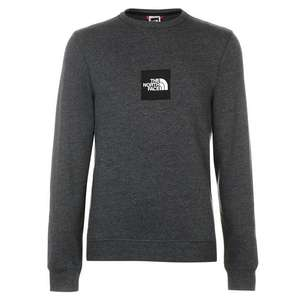 The North Face Grey Logo Sweatshirt £21 / £25.99 delivered @ Fieldandtrek