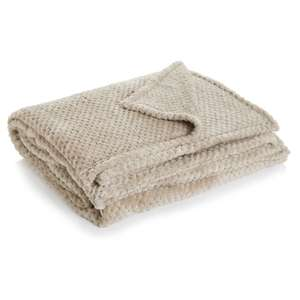 King Size Waffle Throw at 50% off!! £8 @ Wilko