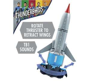 Thunderbird 1 Vehicle £2.49 @ Argos