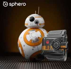 Sphero Star Wars BB-8 App-Enabled Droid and Force Band £79.99 @ eBay (Sold by The Biggest Toy Store)
